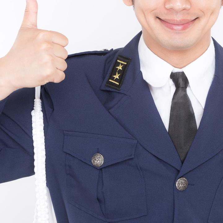 場面によって変わる警察官の制服